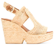 Dypaille wicker sandals