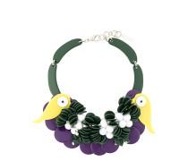 P.A.R.O.S.H. Halskette mit Vogel-Motiven