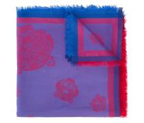 Schal mit Tiger-Print - women - Baumwolle/Modal