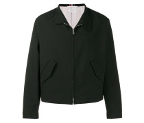 Raglan Band Collar Jacket