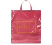Mittelgroßer Shopper mit Logo
