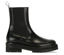 Chelsea-Boots mit dicker Sohle