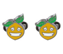 'Happy Lemon' Manschettenknöpfe