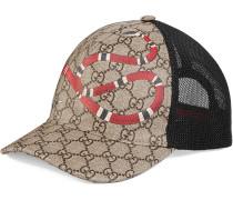 Kingsnake print GG Supreme baseball hat
