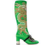 dragon under-the-knee boots