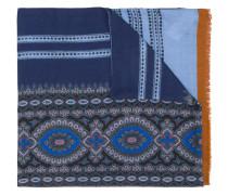 Schal mit barockem Muster