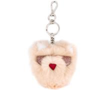 Schlüsselanhänger mit Steiff-Teddybär