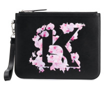 'K/Orchid' Clutch