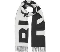 Wendbarer Schal mit Logo
