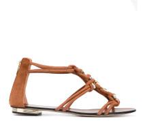 Sandalen mit Verzierung - women