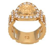 'Icon Medusa' Ring