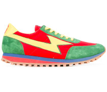 Sneakers mit Blitz-Motiven - men