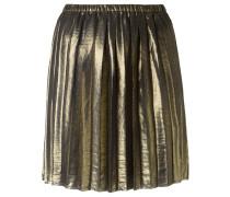 - Metallischer 'Manda' Rock - women - Polyester