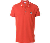 Tiger crest polo shirt