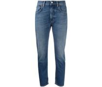 'Melk' Jeans mit schmalem Bein