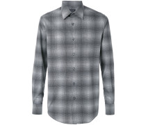 - Hemd mit geometrischem Muster - men - Baumwolle
