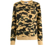 A BATHING APE® Sweatshirt mit Print