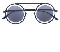 'Siru' Sonnenbrille - unisex - Stahl