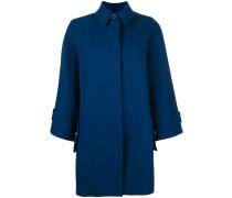 Mantel mit weiten Ärmeln