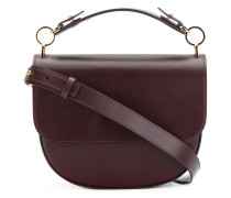Bow satchel bag