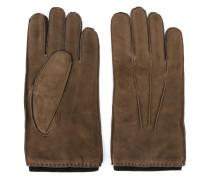 Handschuhe mit Nahtdetails