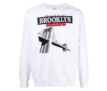 """Sweatshirt mit """"Brooklyn""""-Print"""