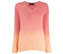 gradient knit jumper