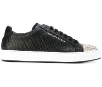 Sneakers in Schlangenleder-Optik - men