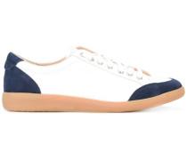 Sneakers mit Kontrasteinsätzen - men