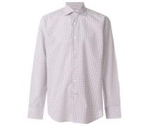 Hemd mit Micro-Muster