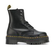 Stiefel mit Schnürung - women - Leder/rubber