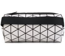 Zylinderförmige Clutch mit geometrischem Muster