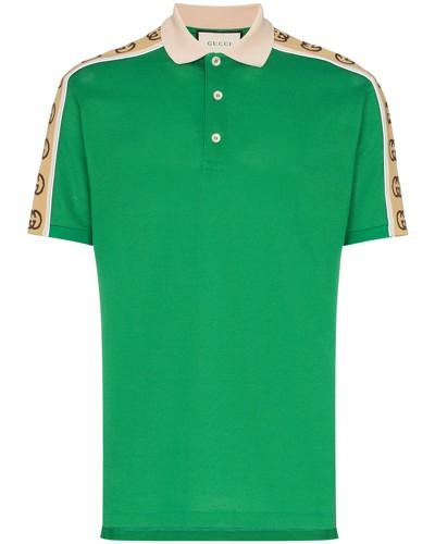 Poloshirt mit GG-Streifen