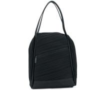 Handtasche mit plissiertem Design