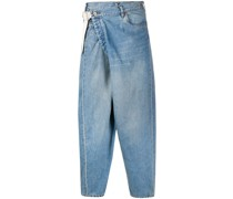Tapered-Hose im Deconstructed-Look