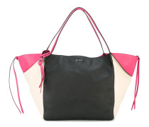- Handtasche in Colour-Block-Optik - women