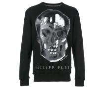 Pullover mit TotenkopfPrint