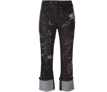 'Astro Couture' Jeans - women