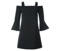Kleid mit ausgestellten Ärmeln