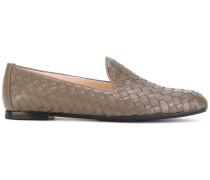 Loafer aus Kalbsleder