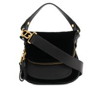 Kleine 'Jennifer' Samt-Handtasche