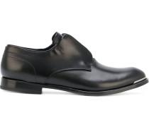 Derby-Schuhe mit Reißverschluss