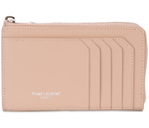 5 Fragments zip pouch - women - Kalbsleder