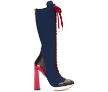 Stiefel mit Plateausohle - women
