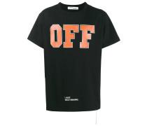 'Off' Hemd mit Print