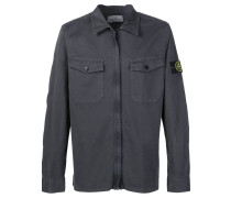 Cargo-Hemd aus Baumwolle