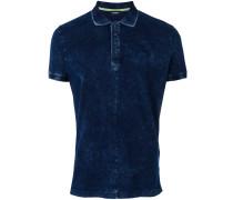 Jeans-Poloshirt mit klassischem Kragen - men