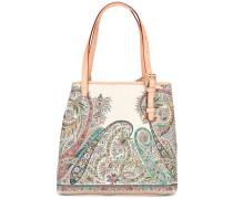 - Handtasche mit Paisley-Muster - women