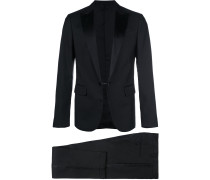 Tuxedo single-breasted suit