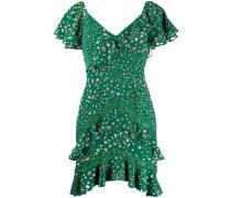 'Elsie' Kleid mit Rüschen
